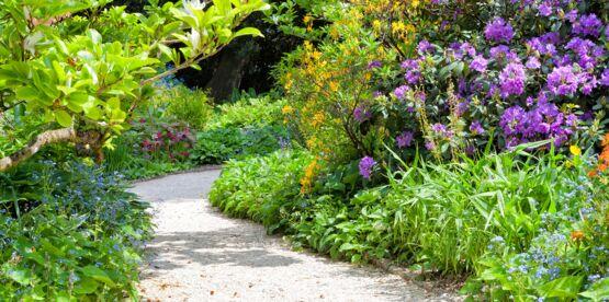 comment faire un jardin langlaise