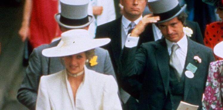 Lady Diana Une Tendre Lettre De Son Amant Oliver Hoare