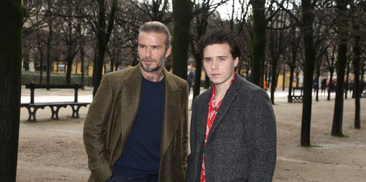PHOTO - Brooklyn Beckham rend hommage à son père David avec son nouveau tatouage