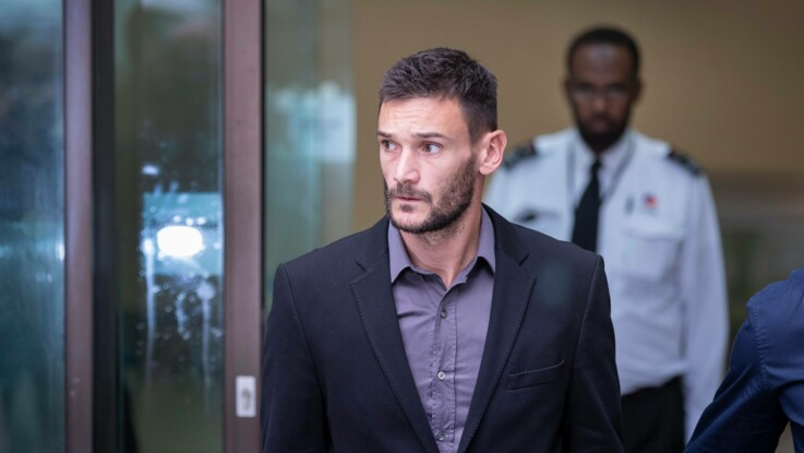 Hugo Lloris condamné pour conduite en état d'ivresse