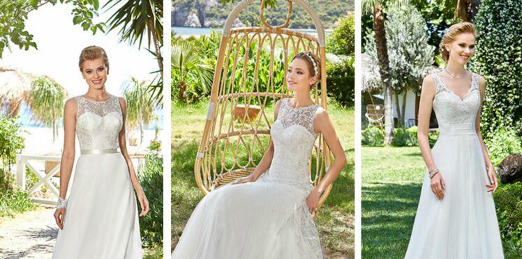 Robe de mariée pas chère: notre sélection glamour à moins de 1000 euros