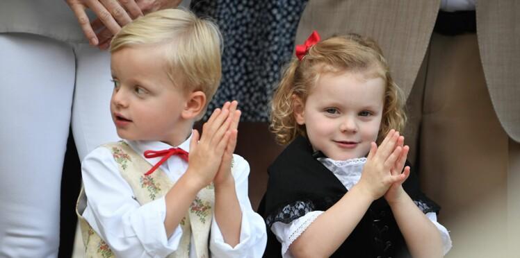 Photos - Charlène de Monaco partage d'adorables clichés du premier jour d'école de Jacques et Gabriella