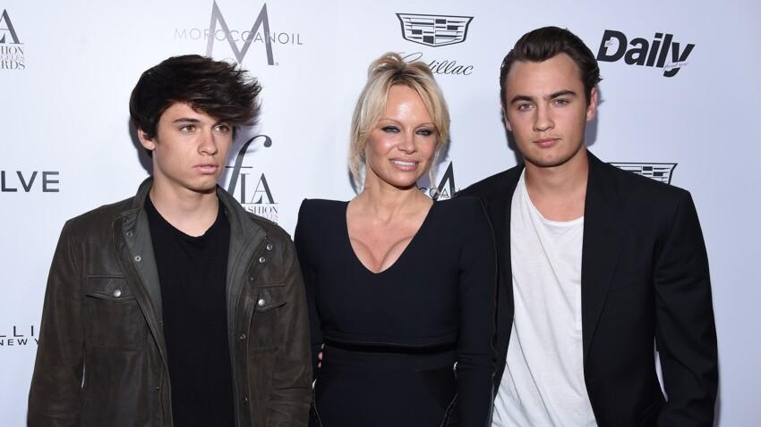 Pamela Anderson : qui sont ses fils, Brandon et Dylan ?