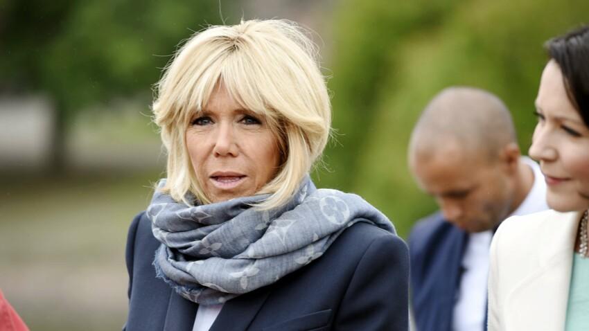 """Vidéo - Brigitte Macron joue dans une série télé (""""Vestiaires"""") : découvrez les images"""