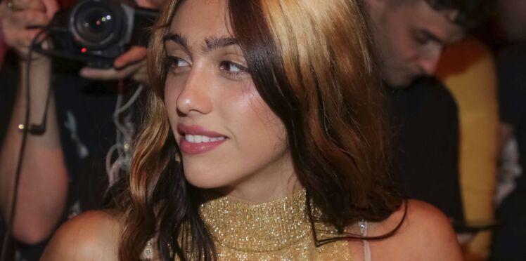 Madonna : sa fille Lourdes défile tous poils dehors en soutien-gorge
