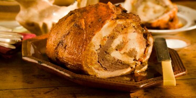 Le turducken, l'improbable recette de la dinde farcie d'un canard farci d'un poulet