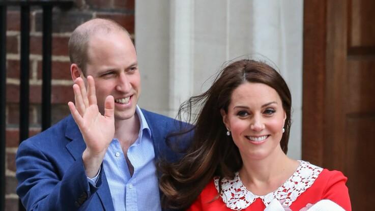 Photos – Kate et William : l'adorable carte avec un cliché inédit du prince Louis qu'ils envoient à leurs fans