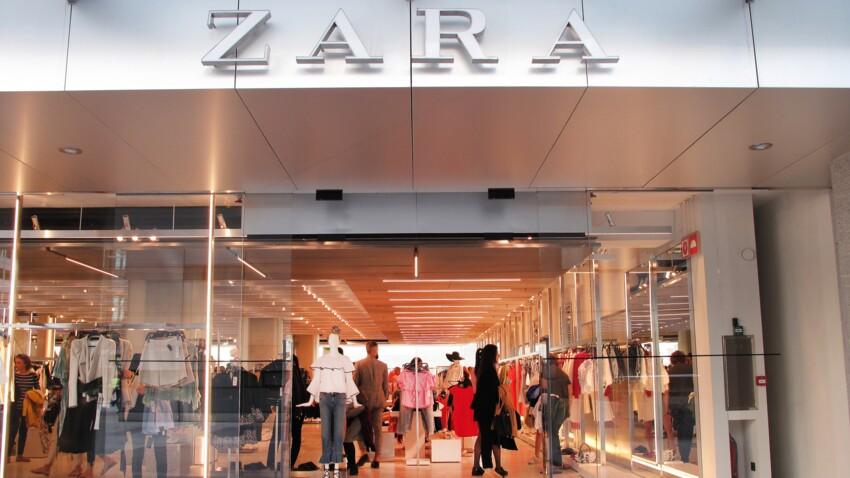 Zara : cette robe qui fait tourner la tête des modeuses est désormais quasi introuvable