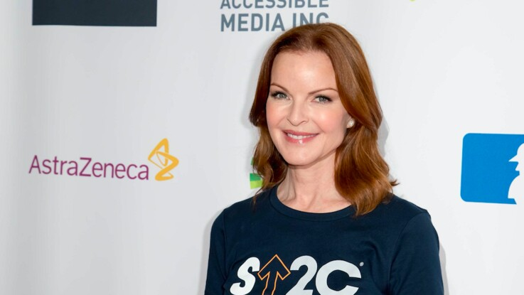 Photos - Marcia Cross annonce s'être battue contre un cancer en publiant un cliché