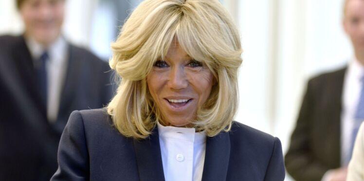 Brigitte Macron : son clin d'oeil à Valérie Trierweiler dans la série Vestiaires