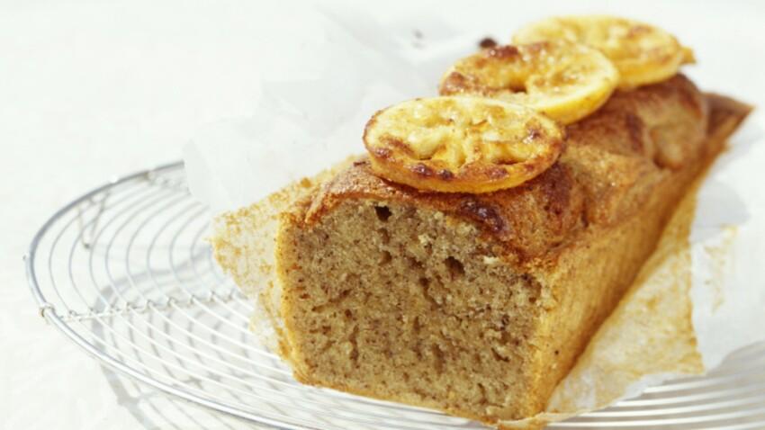 Cake au citron : nos recettes parfaites pour vous lancer