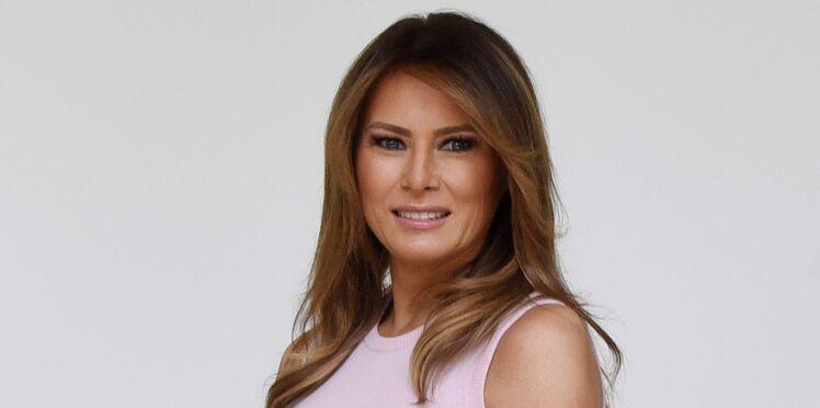 Melania Trump : cette robe qu'elle portait il y a quelques jours, déjà sur liste d'attente