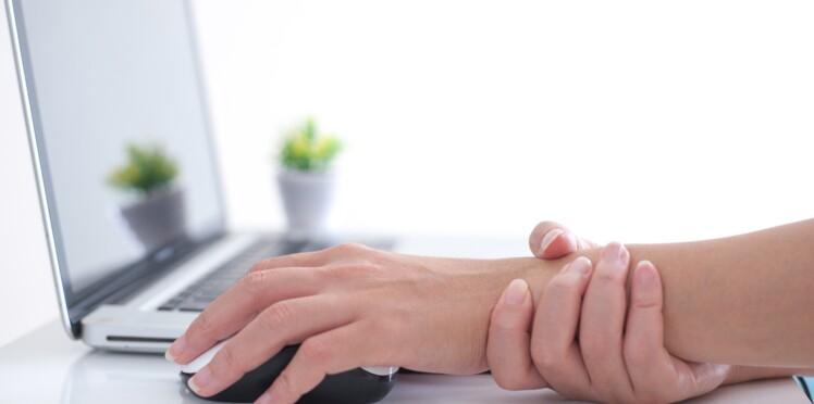 Douleur au poignet : comment l'expliquer ?