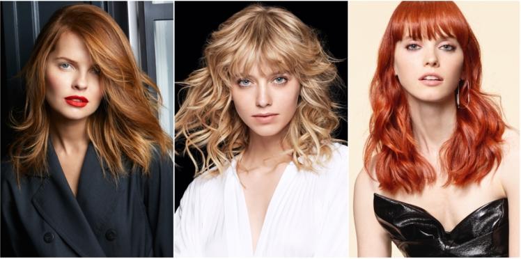 Coupes pour cheveux mi-longs : nos idées tendances à adopter