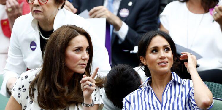 Le conseil saugrenu de Kate Middleton à Meghan Markle pour tomber enceinte