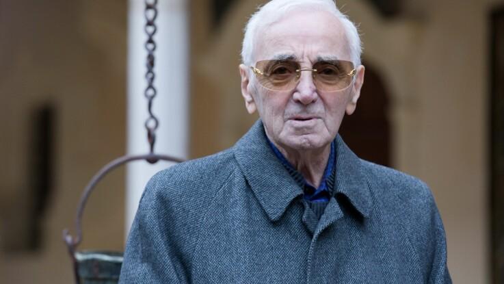 Charles Aznavour se confie sur son deuil après la mort de Johnny Hallyday