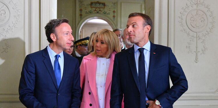Brigitte Macron : quand un journal anglais lui donne un autre époux qu'Emmanuel...