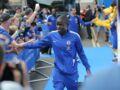 Le footballeur N'Golo Kanté rate son train et dîne avec des inconnus