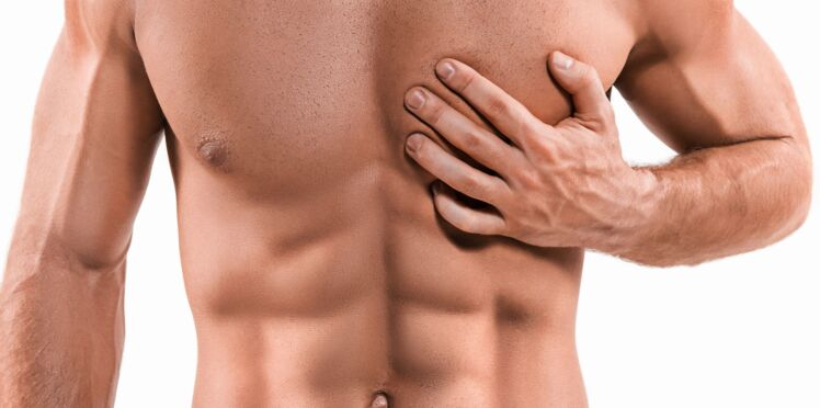 Cancer du sein masculin : les symptômes qui doivent alerter