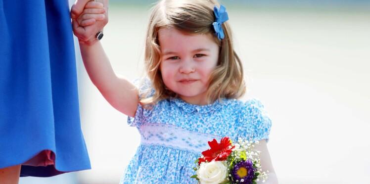 Princesse Charlotte : ses plus belles tenues à croquer