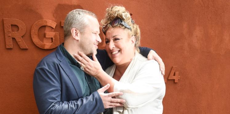 Marianne James se confie pour la première fois sur son compagnon, Bertrand