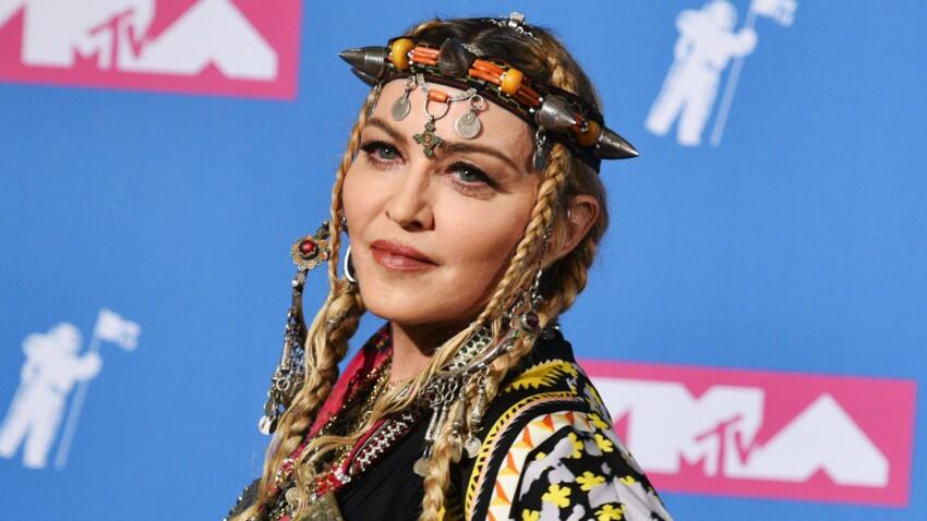 Madonna : elle ose une combi latex ultra-sexy, à 60 ans…