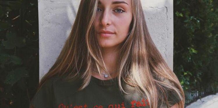 Darina, la fille de Sylvie Vartan, ultra sexy en body dentelle