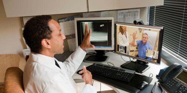 Médecine à distance: la téléconsultation se généralise