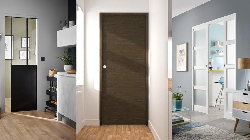 Porte coulissante : 5 raisons d'opter pour la porte à galandage