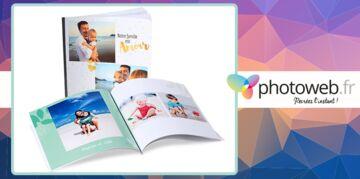 Photoweb : 500 Livres Photo à gagner