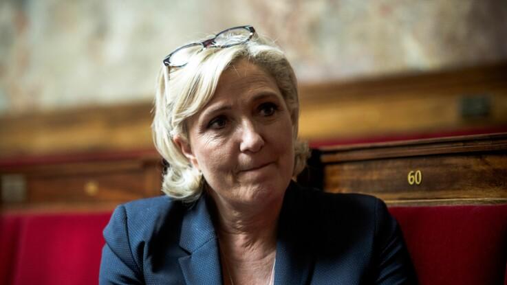 Marine Le Pen : la justice lui ordonne de passer un examen psychiatrique