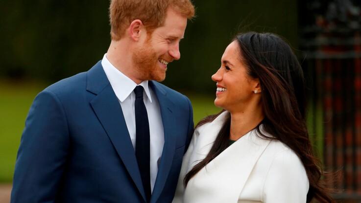Vidéo : Le Prince Harry attendrit les internautes en recoiffant son épouse Meghan Markle