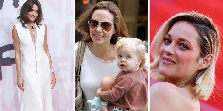 Photos - Ces stars qui ont choisi l'allaitement et le revendiquent