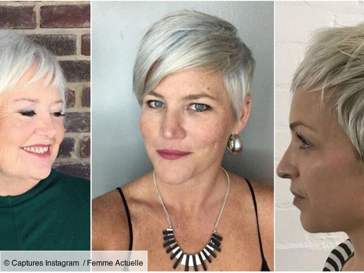 Coiffure cheveux courts femme 65 ans
