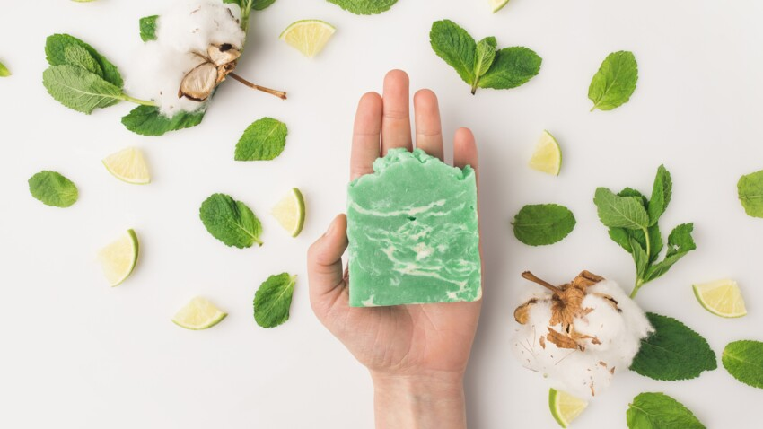 Shampoing solide : notre recette maison