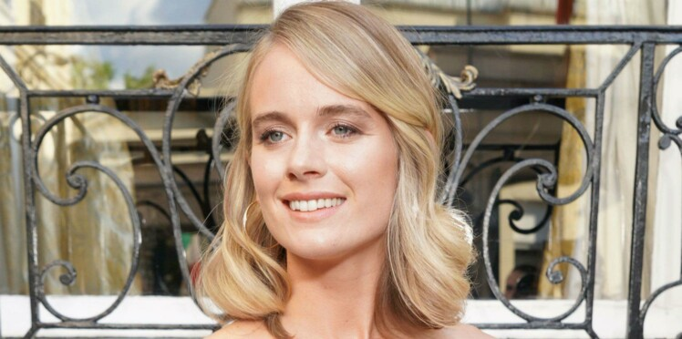 Photo - Cressida Bonas, l'ex du prince Harry, pose tout en transparence le temps d'un shooting