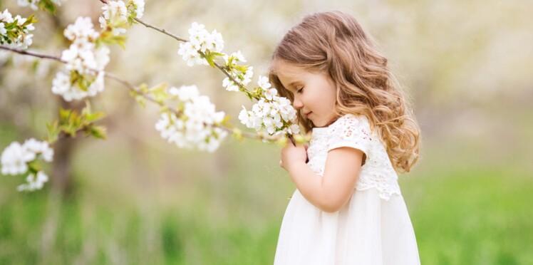 30 idées de prénoms pour filles, inspirés de la nature