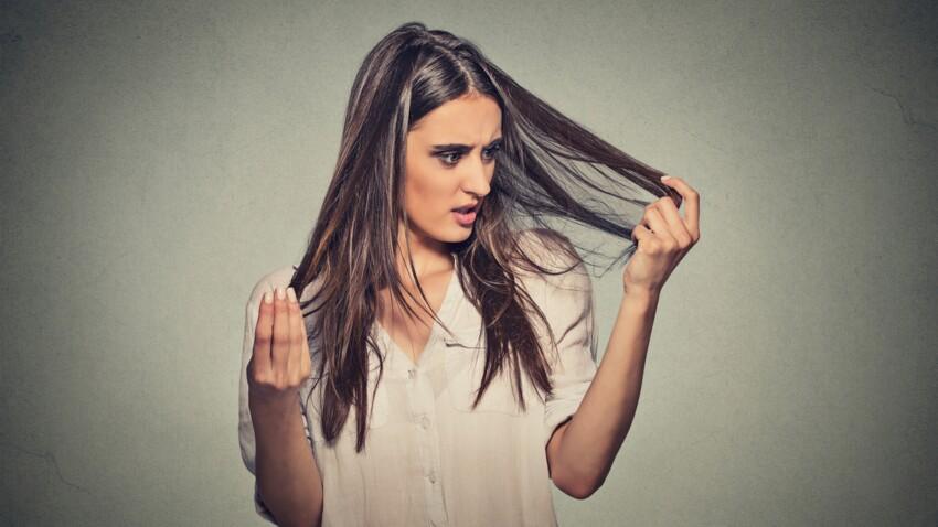 Je perds beaucoup de cheveux : qu'est-ce que ça cache ?