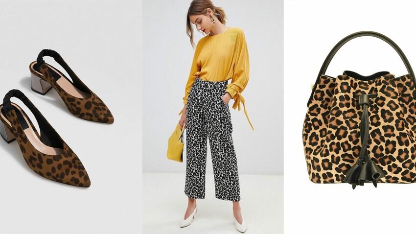 Tendance léopard: les nouveautés pour une saison chic et sauvage