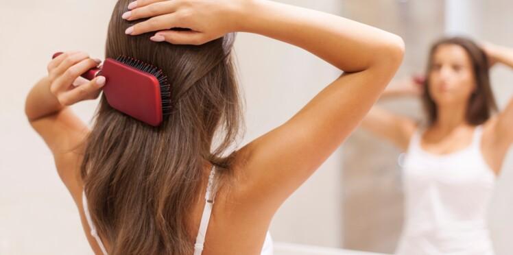 6 trucs à faire pour démêler ses cheveux