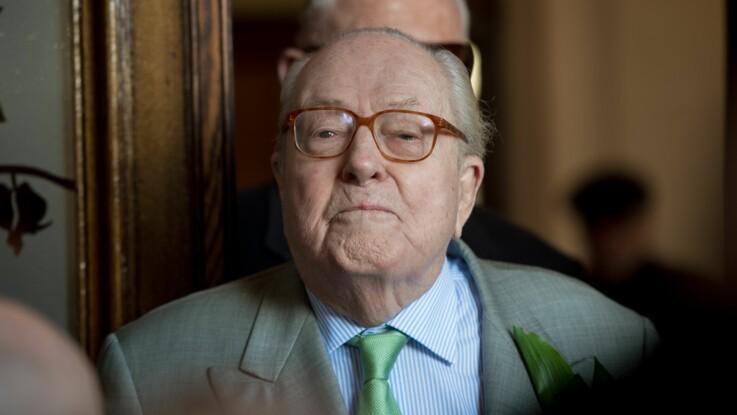 Jean-Marie Le Pen hospitalisé d'urgence
