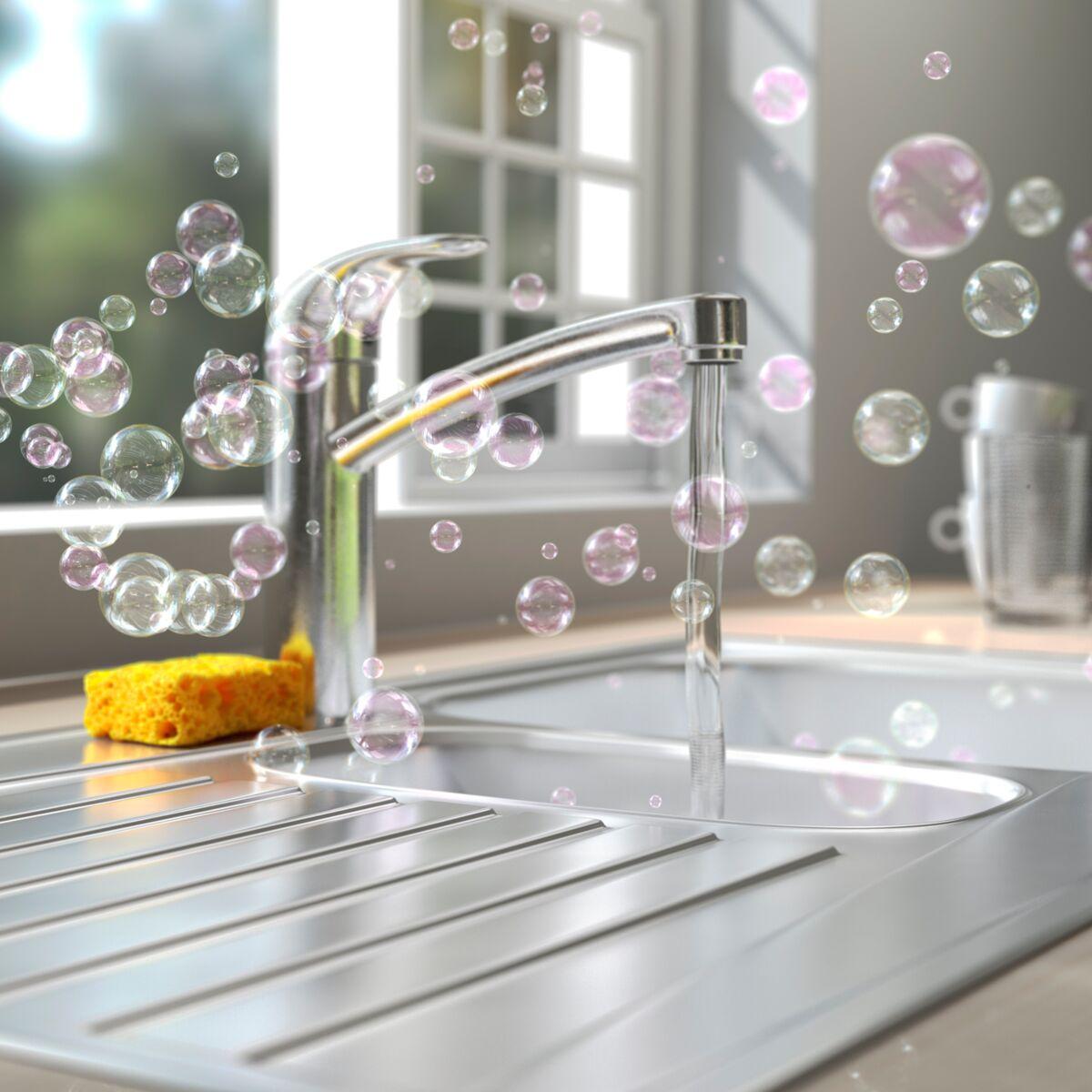 Comment Récupérer Une Plancha Rouillée comment nettoyer un évier en inox ? : femme actuelle le mag