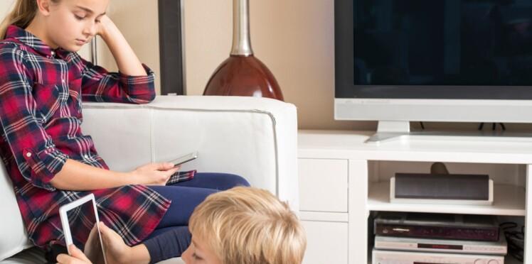 """Exposition aux écrans : """"depuis 5 ans, de plus en plus d'enfants ont des problèmes de concentration"""""""
