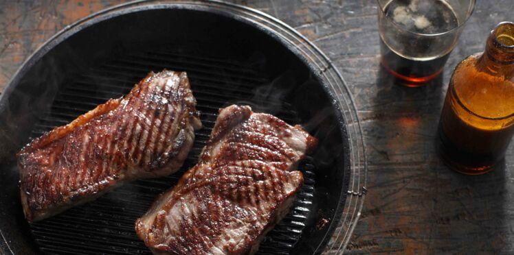 7 astuces pour un steak bien grillé