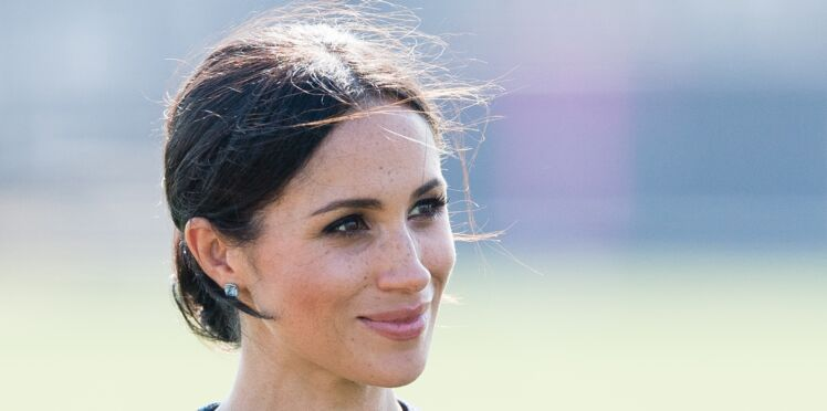PHOTOS - Meghan Markle arbore une nouvelle coiffure vraiment canon