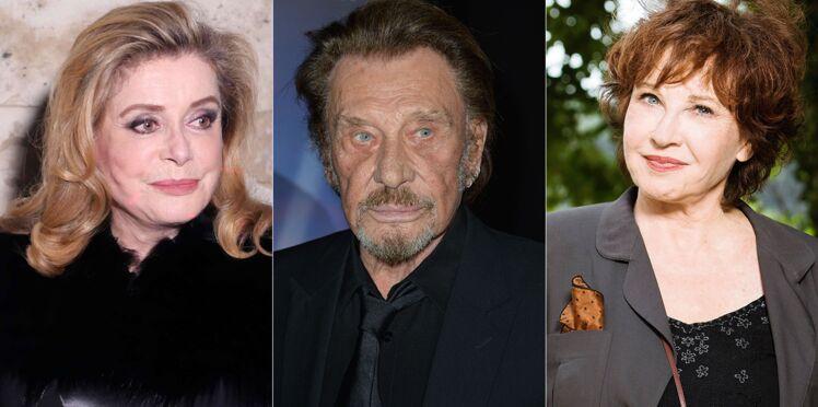 Johnny Hallyday : Catherine Deneuve, Marlène Jobert... qui est celle qu'il a aimée en secret  ?