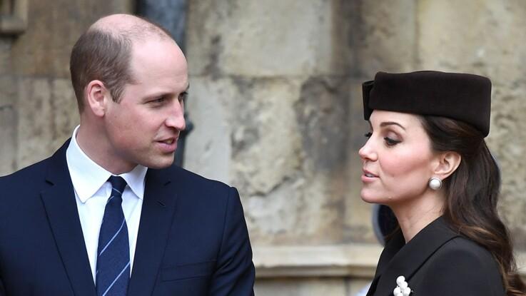 """L'adorable blague du prince William sur la """"jalousie"""" de Kate Middleton"""