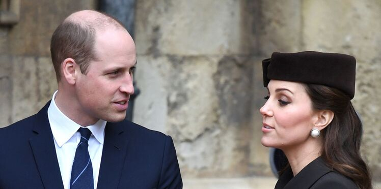 "L'adorable blague du prince William sur la ""jalousie"" de Kate Middleton"