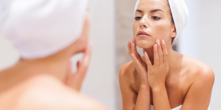 5 trucs faciles pour réduire ses pores dilatés