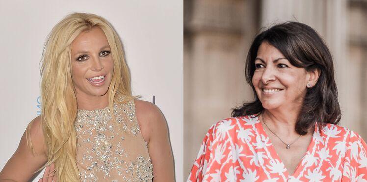 """Photos - Britney Spears publie un """"Hidalgo dégage"""" sans s'en rendre compte, l'intéressée réplique"""